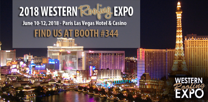 2018 Western Roofing Expo