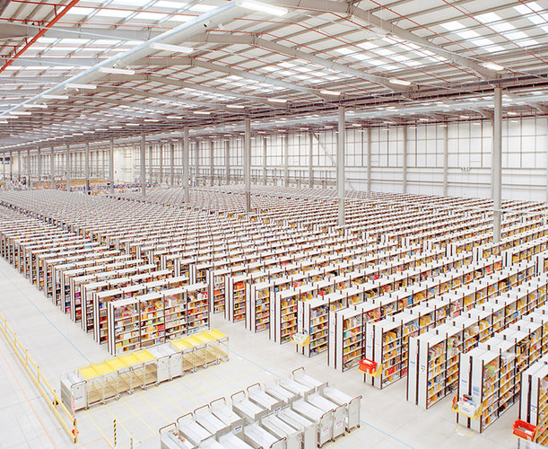 AMAZON DISTRIBUTION WAREHOUSE Project profile