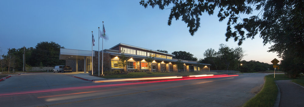 FLOWER MOUND SENIOR CENTER Project profile