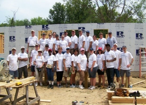 Rmax is proud to support Habitat for Humanity in hopes of building a better future, one house at a time.