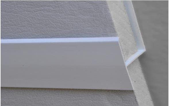 Quick Clip insulation system installation using TSX-8510