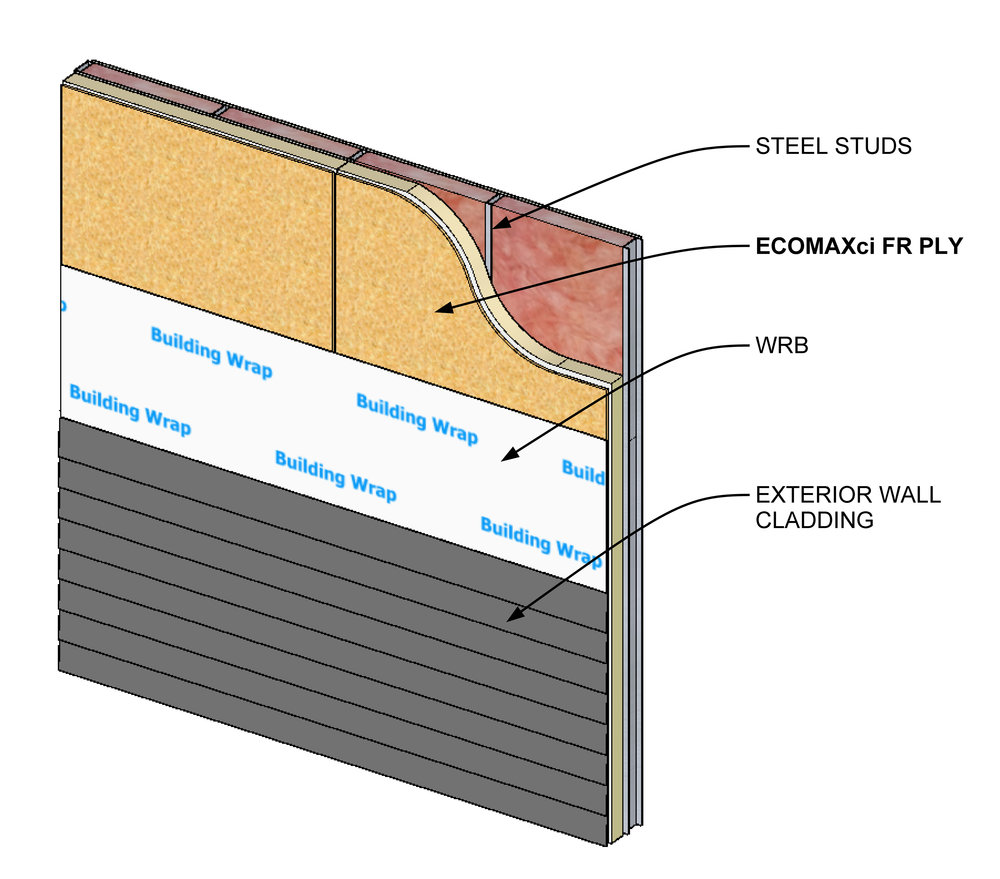 Steel Stud Application