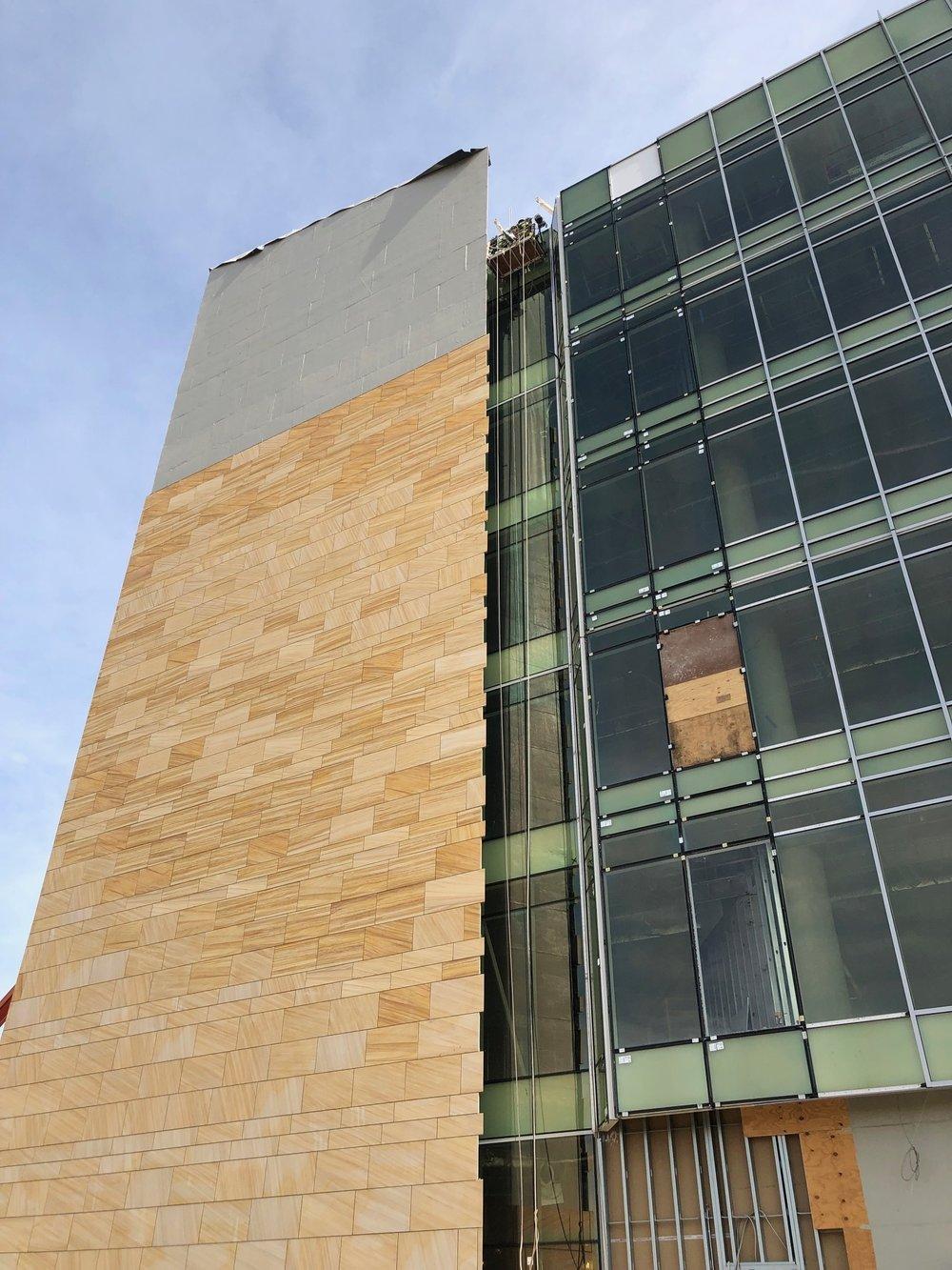 Independent Bank HQ - McKinney, TX: ECOMAXci™ FR Ply