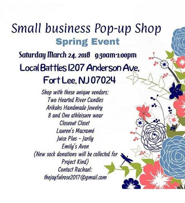 Come support us at an awesome local event as we team up with some great people and local businesses.