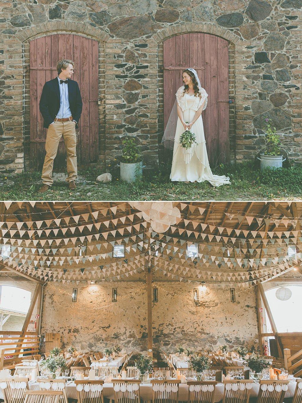 Traumhafte Bohemian Scheunen Hochzeit In Berlin Anmut Und Sinn