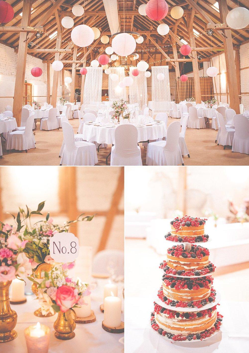 Hochzeit mit messing holz und rosat nen anmut und sinn - Hochzeitsdeko altrosa ...