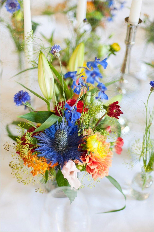 Folklore Hochzeit Blumen