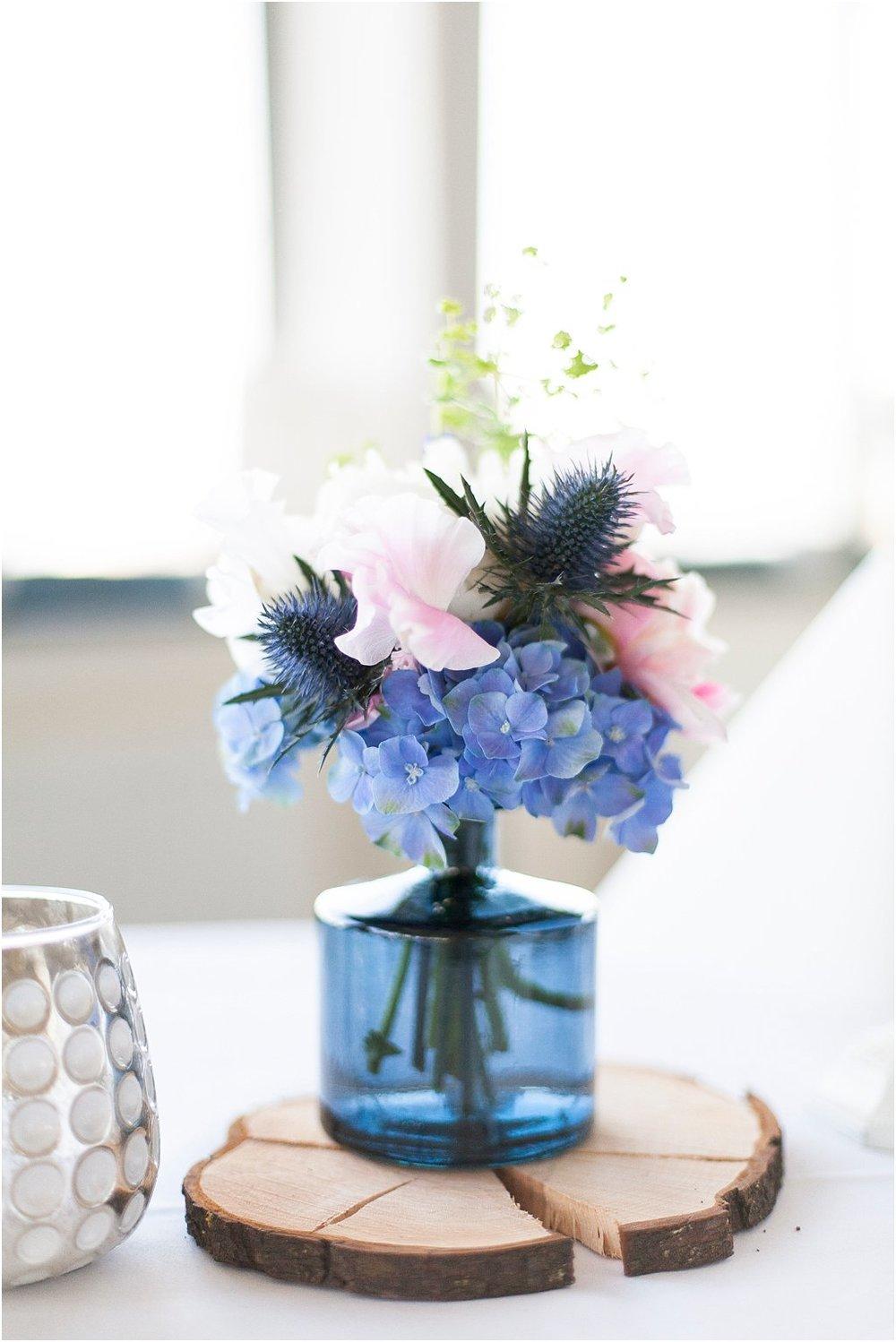 Hochzeitsblumen Hortensien