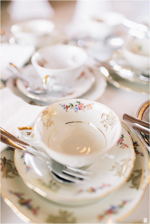 Kaffeetassen Hochzeit