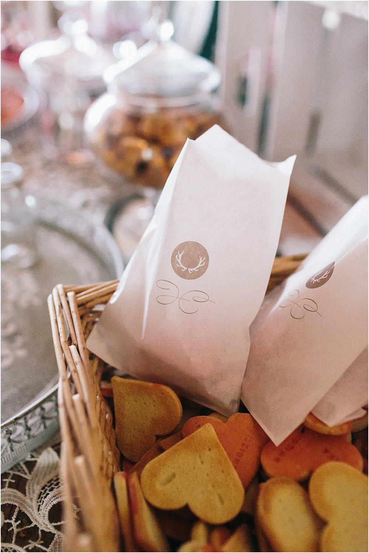 Bonbontüten für die Gäste