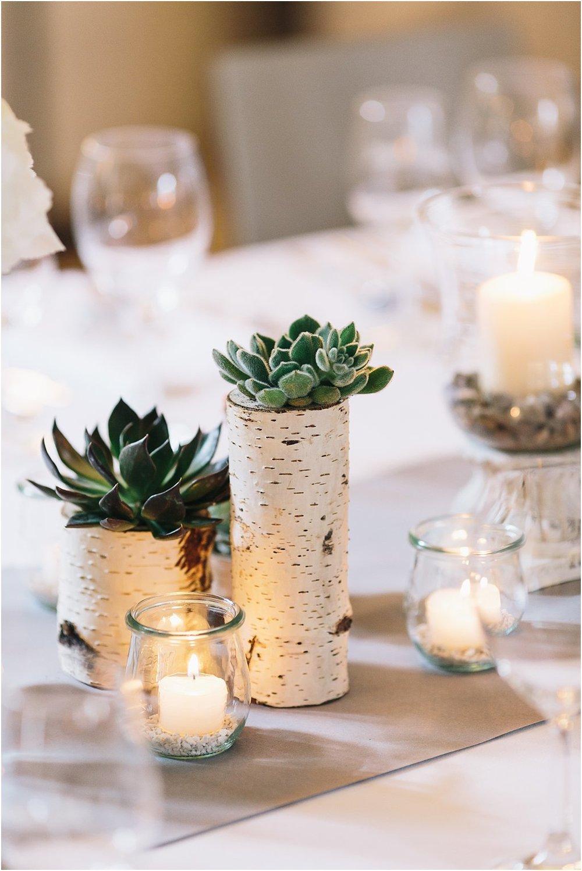Birkenholz für Hochzeit