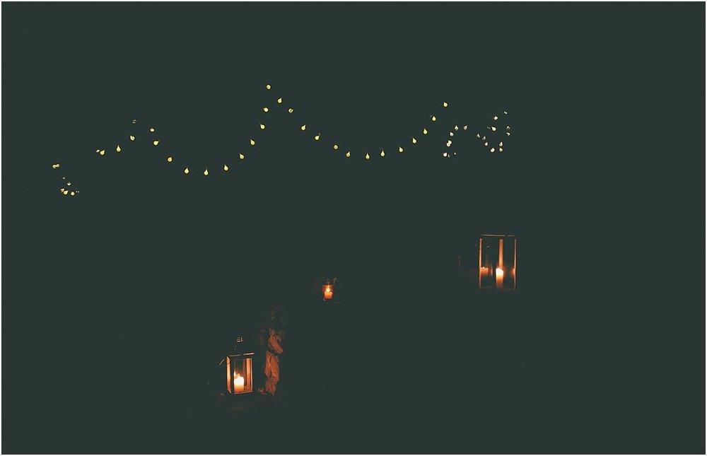 Beleuchtung Hochzeit