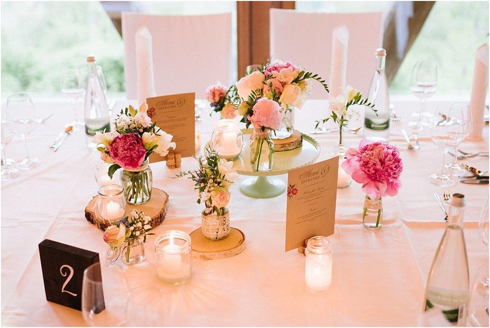 Hochzeit Birkenholz