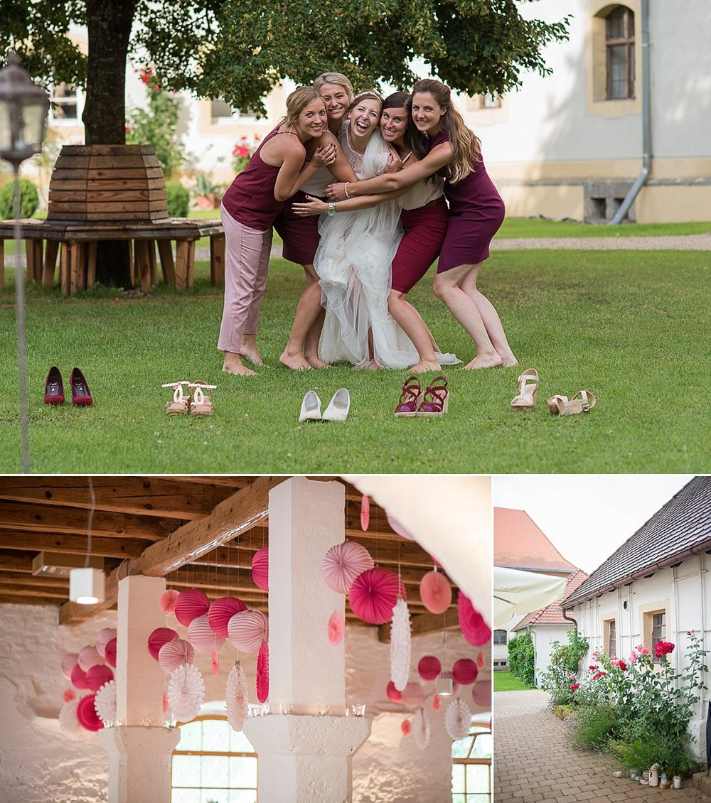 Heiraten auf Schloss Ehrenfels