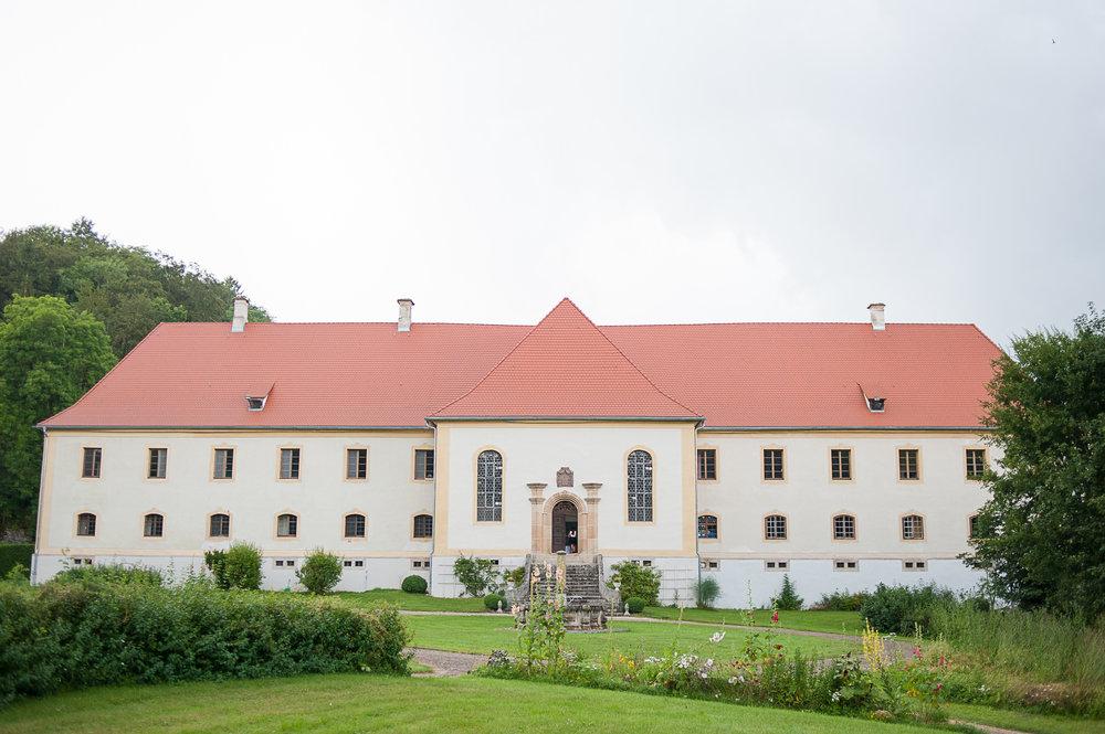 Schloss Ehrenfels Dekoration Foto: Lena Heinemann