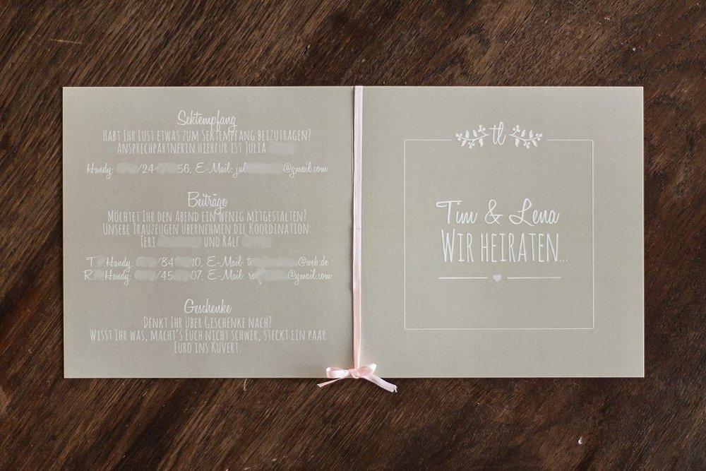 Einladung offen (Außenseiten)