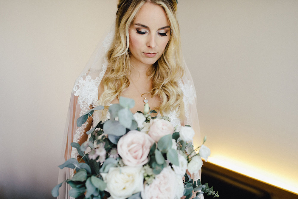 Braut 2018 blond