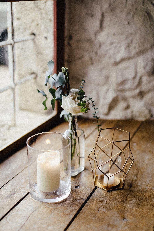 Raumdekoration Hochzeit