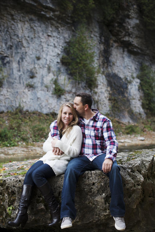 RosewoodWeddingPhotos-EloraGorge-EngagementLocaton-Fergus