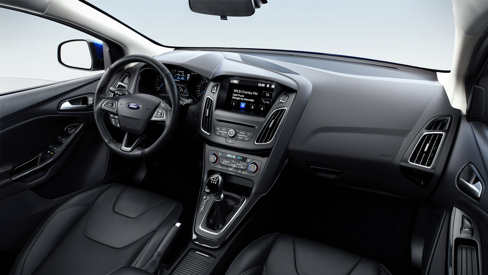 Ford Focus St Interior Aw
