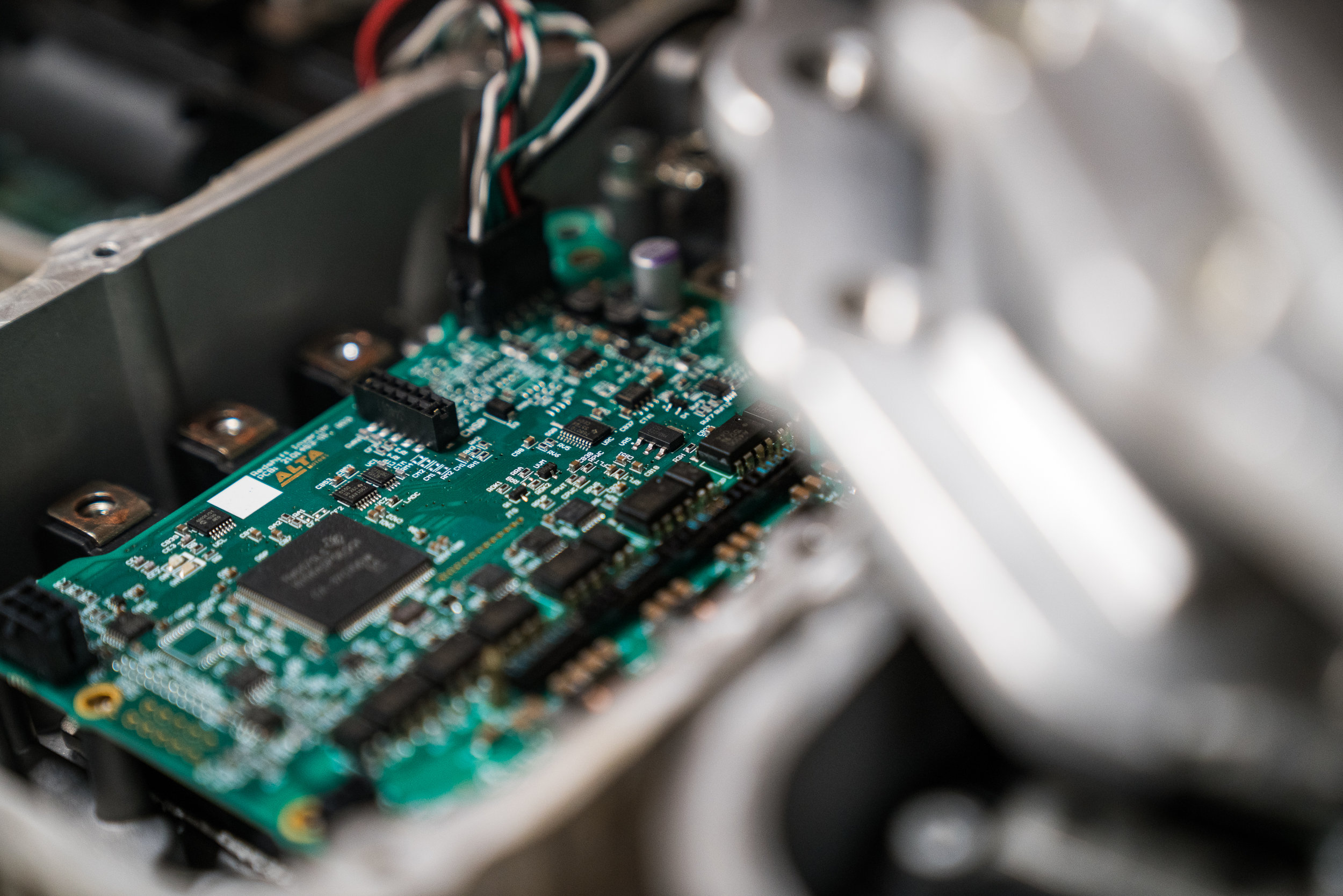 Alta Motors Faq You Have To Clean And Sand The Top Bottom Of Circuitboard Concept