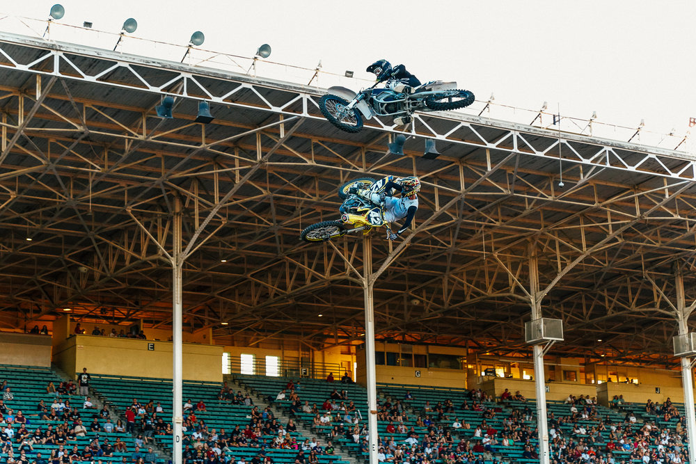 Josh Hill at Redbull Straight Rhythm