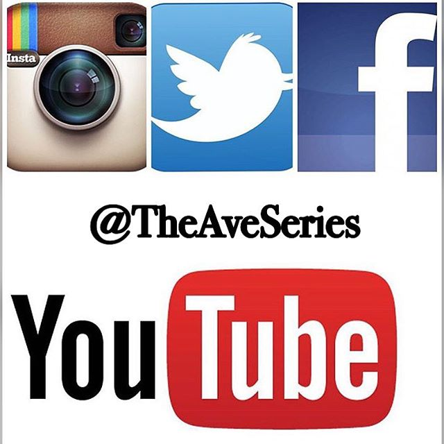 Who's following us? Facebook, Instagram, Twitter and subscribe to YouTube.com/JETV. Season two. This FALL. #TheAveSeries