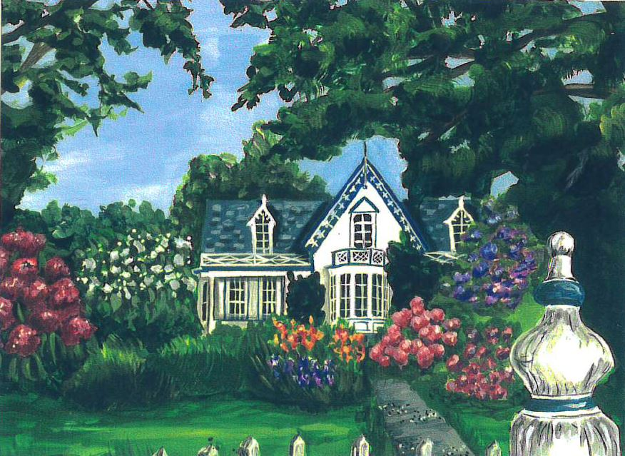 Shaw House, Ferndale