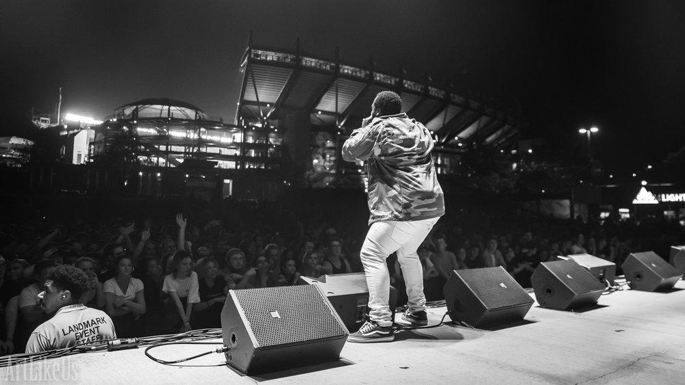 Choo Jackson - Stage AE 2016