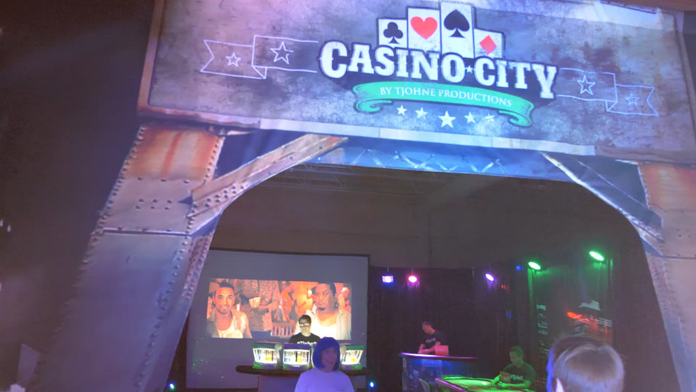 Tjohne Casino City