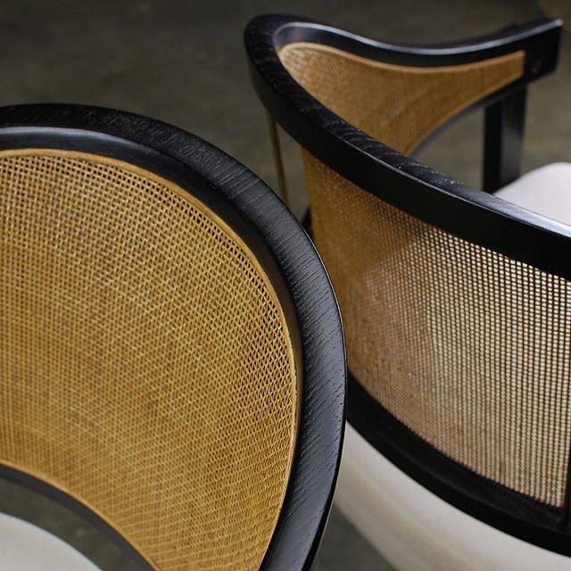 Edward Wormley chair detail  #edwardwormley #dunbarfurniture #midcenturymodern #midcenturyfurniture #chairporn #chairs #interiordesign