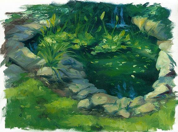 "12x16"" Oils on canvas"