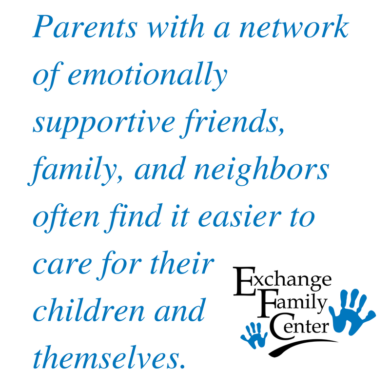e3de14366f1d Protective Factors  Find Strong Support Among Your Social Connections —  Exchange Family Center