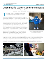 Winter 2015-2016 Newsletter