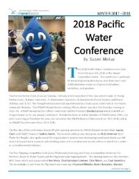 Winter 2017-2018 Newsletter
