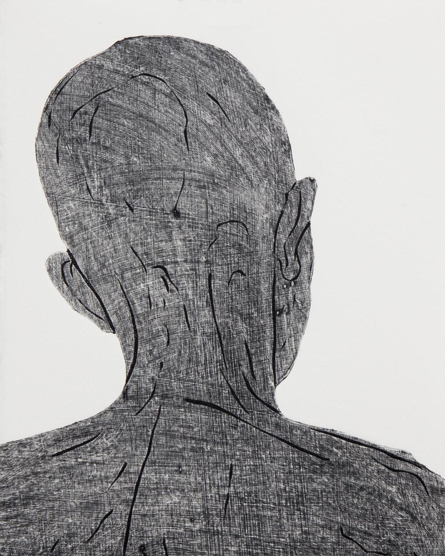 Study of head, 2