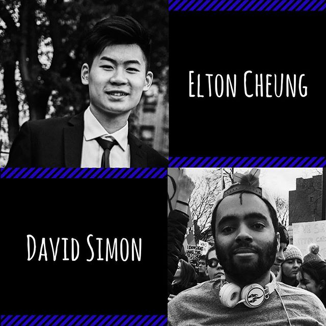 We are so excited to welcome our NEW MEMBERS into the Gretto fam! Congratulations Elton and David! 💙 We are going to have such an amazing semester with you incredibly talented people! Looking forward to singing with you guys 🎶☺️