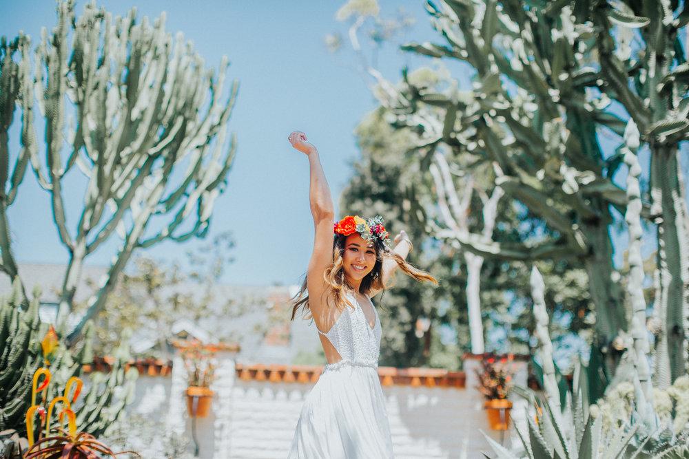 BOHO-GARDEN BRIDAL SHOWER