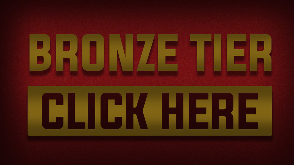 BRONZE TIER - One-Time Payment Of $60.00THIS PLAN INCLUDES:Everything From The STARTER TIER IIPLUS+Monthly Insider NewsletterDigital Gridiron Champions Wallpaper Set (Phone)Guaranteed Digital Copy Of Gridiron Champions ($60 Value)Estimated Physical & Digital Reward Delivery:Rewards will be processed for delivery once we have reached our funding goal.