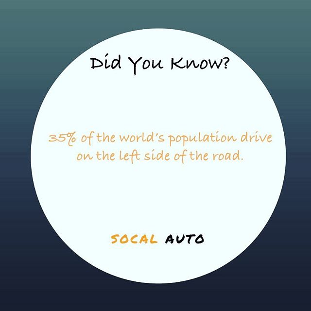 I didn't know. Did You??? 🤷‍♂️ 🤷‍♂️ 🤷‍♂️ #didyouknow #nowyouknow #knowledge #truthbomb #woke #staywoke #left #driving #getitright ...or left🤨. #travel #uselessfacts #shoplife #mechaniclife #googleit #infographic #information