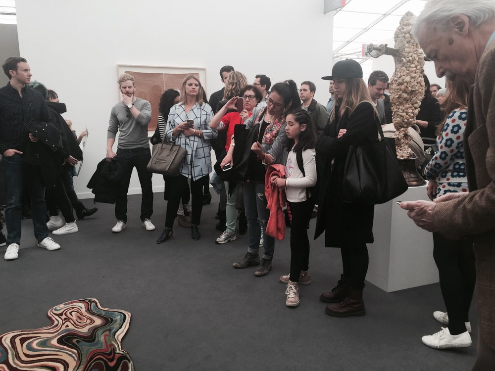 Nature Morte Frieze NY Booth 2016