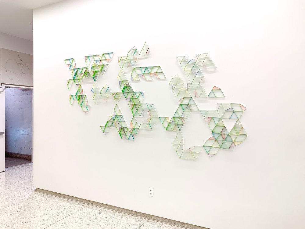 Installation View: Alex Paik