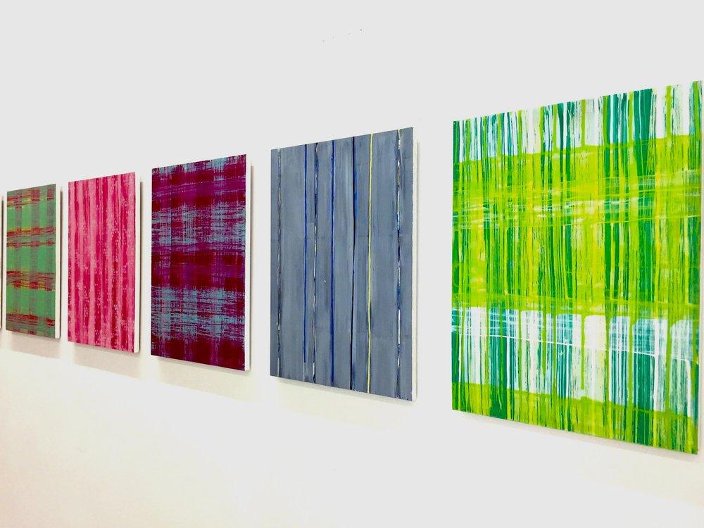 Installation View: Nancy Olivier