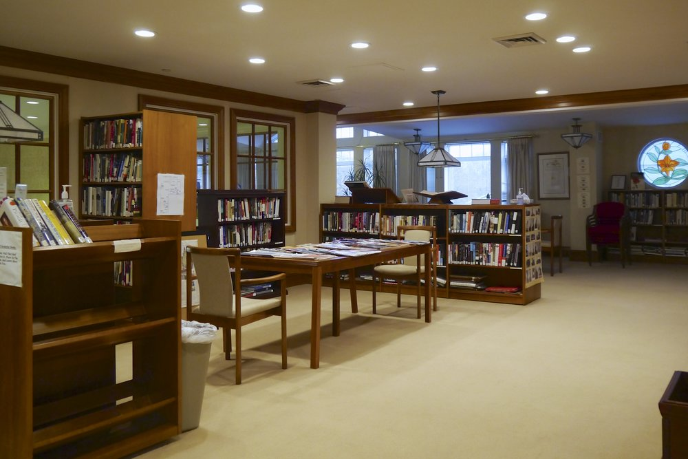 Blackstone Library