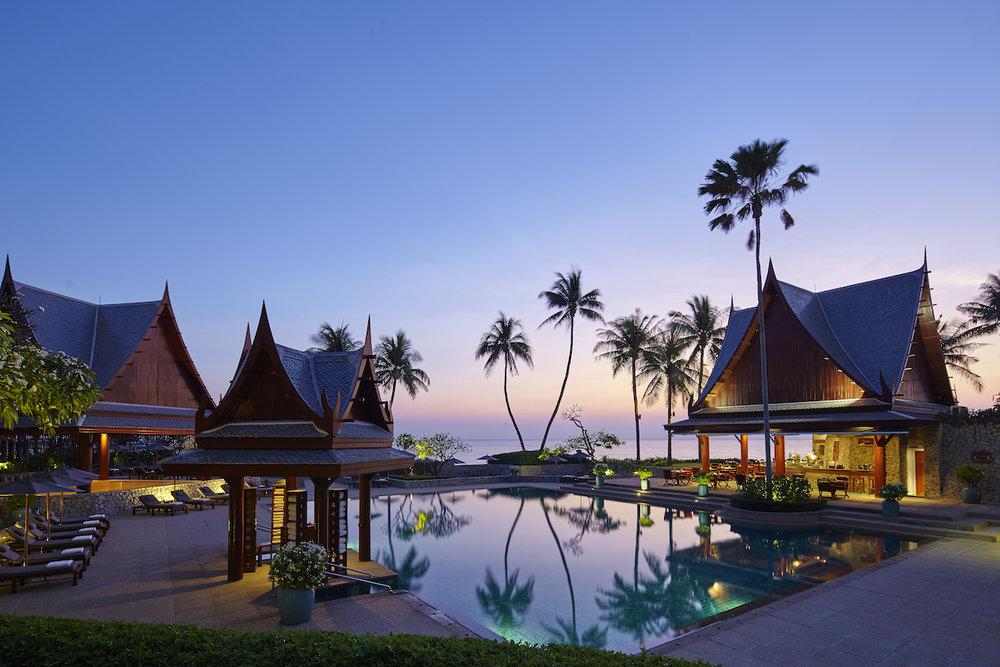health retreat thailand