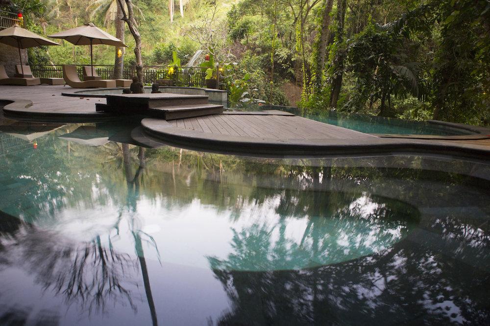 health retreat Bali