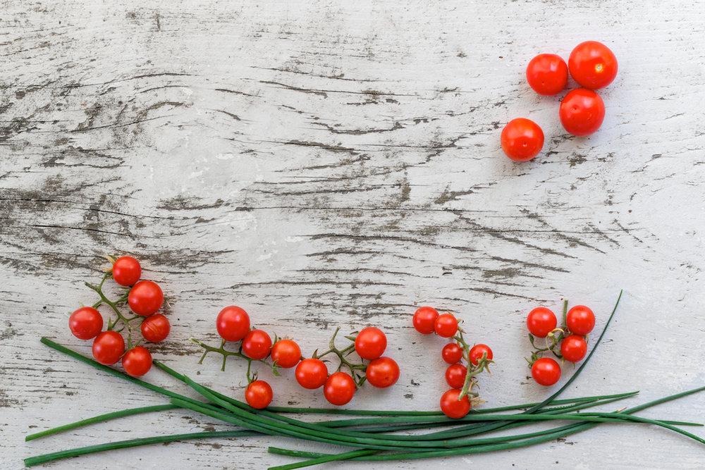 probiotics and raw food