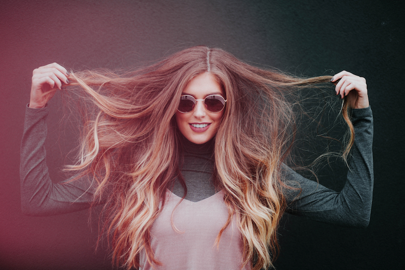 why you should brush your hair