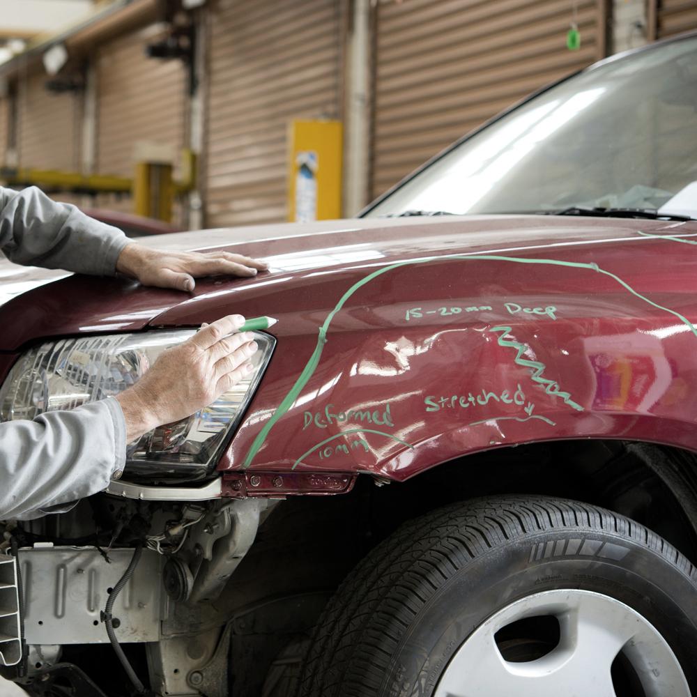 Panel beating & repairs