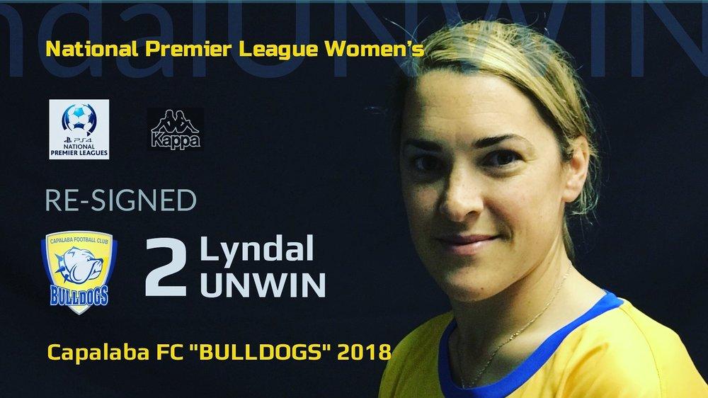 Lyndal Unwin Signing 1.JPG